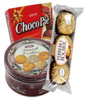 Chocolates and Cookies Gifts toPort Blair, combo to Port Blair same day delivery