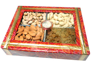 Mixed Dry Fruits 1kg