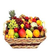 Exotic Fruit Basket 5 kgs Gifts toPort Blair, fresh fruit to Port Blair same day delivery