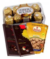 Sweet and spice Gifts toPort Blair, combo to Port Blair same day delivery