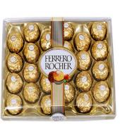 Ferrero Rocher 24 pc Gifts toChamrajpet, Chocolate to Chamrajpet same day delivery