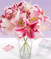 A Gentle Touch Gifts toCottonpet, flowers to Cottonpet same day delivery