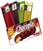 Chocolate Delicacy Gifts toBenson Town, combo to Benson Town same day delivery