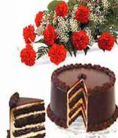 Chocolaty Delight Gifts toBenson Town, combo to Benson Town same day delivery