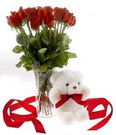 Love Celebration Gifts toAshok Nagar, Flowers to Ashok Nagar same day delivery