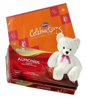 Chocolates and Teddy Gifts toDomlur, Chocolate to Domlur same day delivery