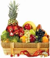 Fresh fruits Bonanza 8kgs Gifts toPort Blair, fresh fruit to Port Blair same day delivery