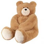 6 feet teddy Bear Gifts toIndia, teddy to India same day delivery