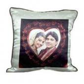 Personalized Photo Square Cushion Gifts toOjhar, personal gifts to Ojhar same day delivery