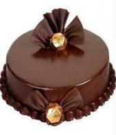 Chocolate Truffle small Gifts toCox Town, cake to Cox Town same day delivery