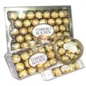 Ferrero Rocher 36pcs Gifts toPort Blair, Chocolate to Port Blair same day delivery