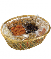 Dry Fruit Basket Gifts toHAL, dry fruit to HAL same day delivery