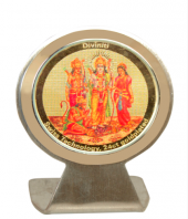 24 Ct gold plated Ramdarbar Gifts toOjhar, diviniti to Ojhar same day delivery