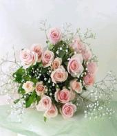 Pink Delight Gifts toIndia, Flowers to India same day delivery