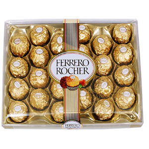 Ferrero Rocher 24 pc
