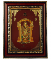 God Balaji Frame Gifts toOjhar, diviniti to Ojhar same day delivery