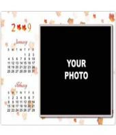 Personalised Photo Calendar Gifts toBidadi, personal gifts to Bidadi same day delivery